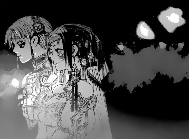 Чтение манги Токийский гуль: Перерождение 12 - 132 В обоих смыслах - самые свежие переводы. Read manga online! - MintManga.com