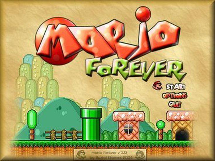 Download And Play Super Mario 3 Mario Forever On The Pc For Free Game Mario Bros Mario Super Mario