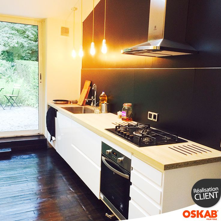 92 best images about cuisine quip e design oskab on for Credence cuisine petite hauteur