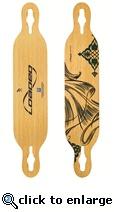 Loaded Dervish Bamboo Longboard Deck (Deck Only)