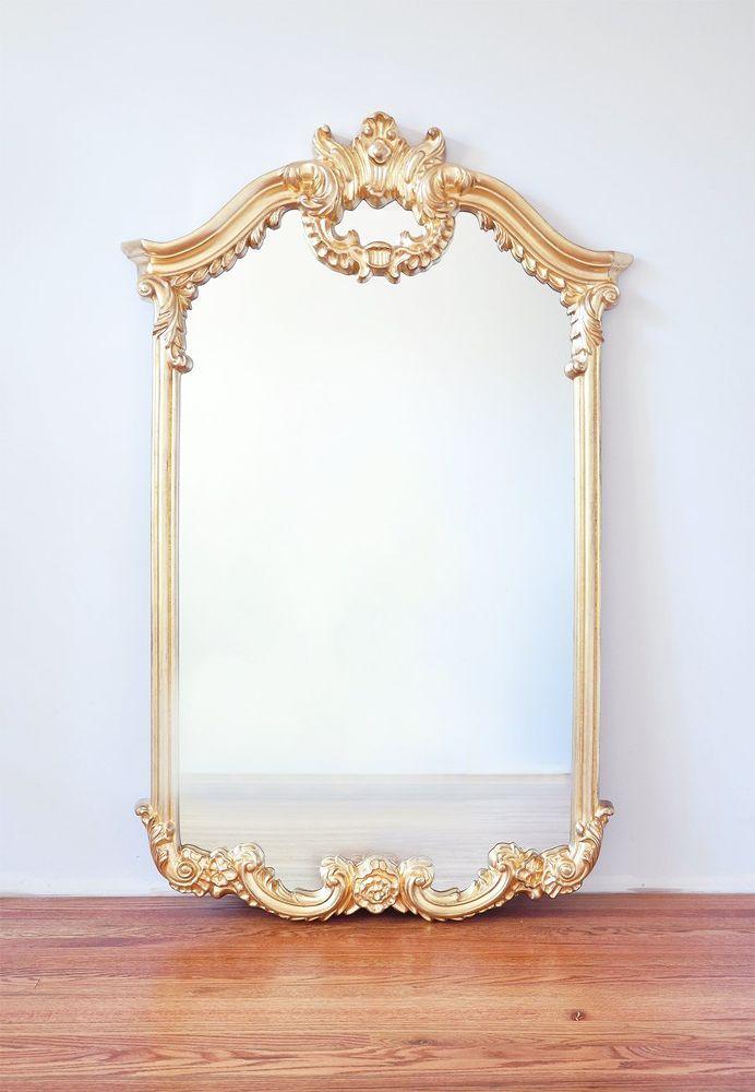 DIY Mirror Makeover: Stencil Your Favorite Quote on a Mirror