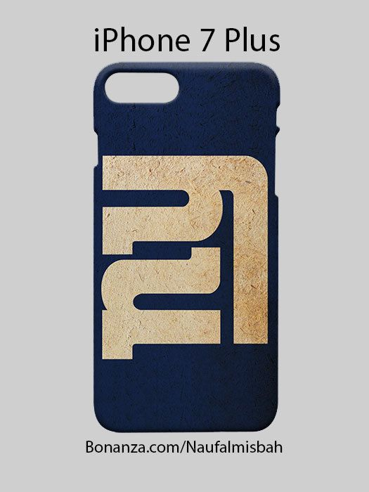 New York Giants Custom iPhone 7 PLUS Case Cover