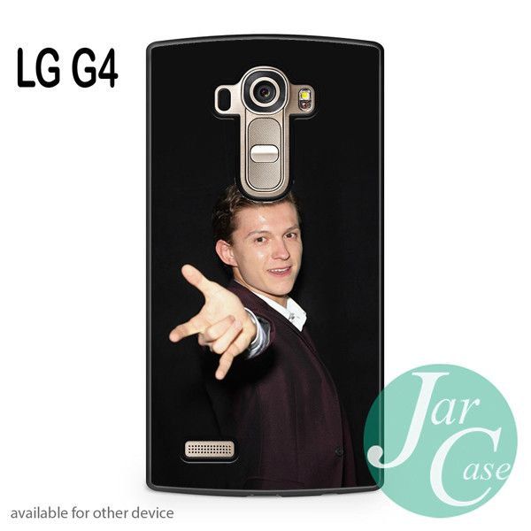 Spiderman Tom Holland 4 Phone case for LG G4