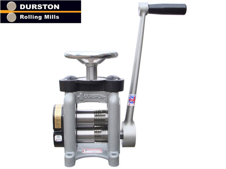 Cookson Gold - Durston Rolling Mill (for silversmithing) £350