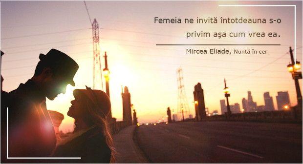 Mircea Eliade, romanul Nuntă în cer