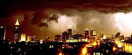 Atlanta tornado outbreak ~ March 14th & 15th, 2008