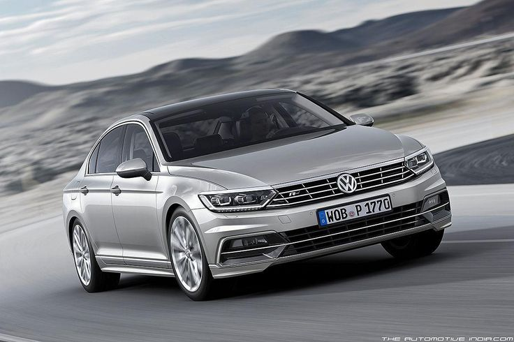 2016 VW Passat TDI - http://carwallspaper.com/2016-vw-passat-tdi/