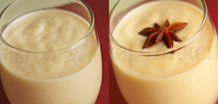 Akasan is a corn flour based shake popular in Haiti. Unlike traditional shakes this shake starts by cooking corn flour. The drink can be served warm, but it usually chilled and served as a refreshing drink.