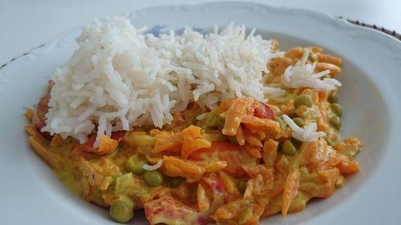 Reis - Gemüse - Pfanne mit Frischkäse, ein schönes Rezept aus der Kategorie Hauptspeise. Bewertungen: 158. Durchschnitt: Ø 4,3.