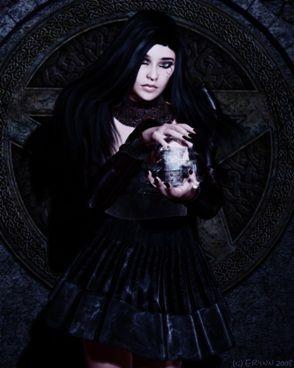 Черная магия на блины