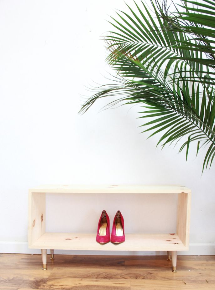 how to make a shoe rack, wooden shoe rack diy, organize shoes,