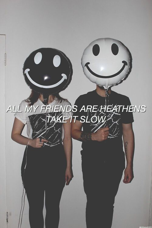 Heathens-Twenty One Pilots