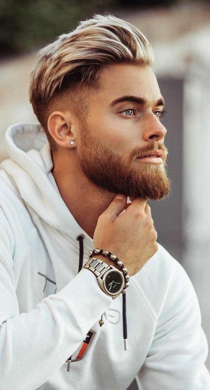 1001 Ideen Fur Die Angesagtesten Mannerfrisuren 2020 In 2020 Haar Frisuren Manner Mittellange Haare Frisuren Manner Mittellange Haare Manner