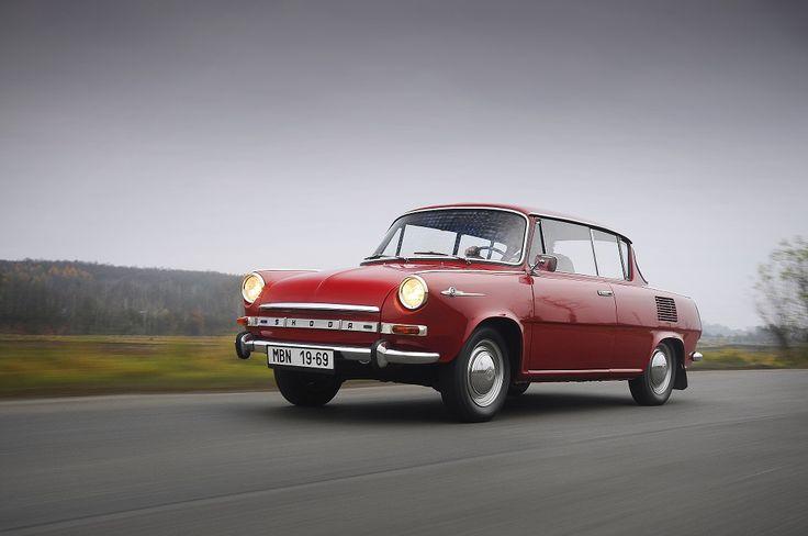 1969 Skoda 1000 MBX