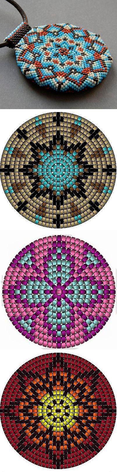 Resultado de imagen de çiçek desenli peyote ve miyukiler
