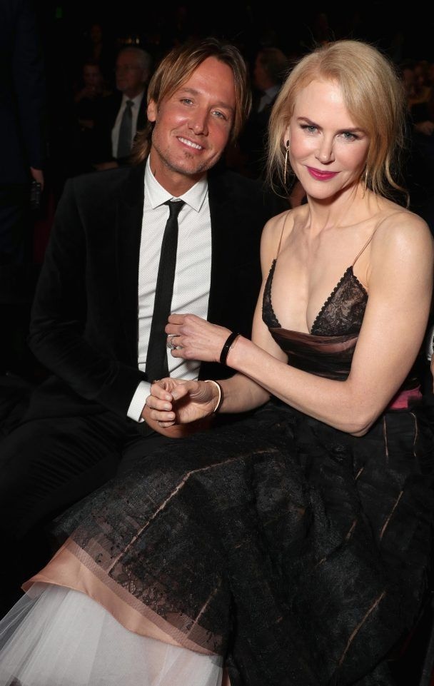 The actress is married to country music star Keith Urban