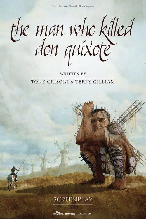 Watch The Man Who Killed Don Quixote Full-Movie