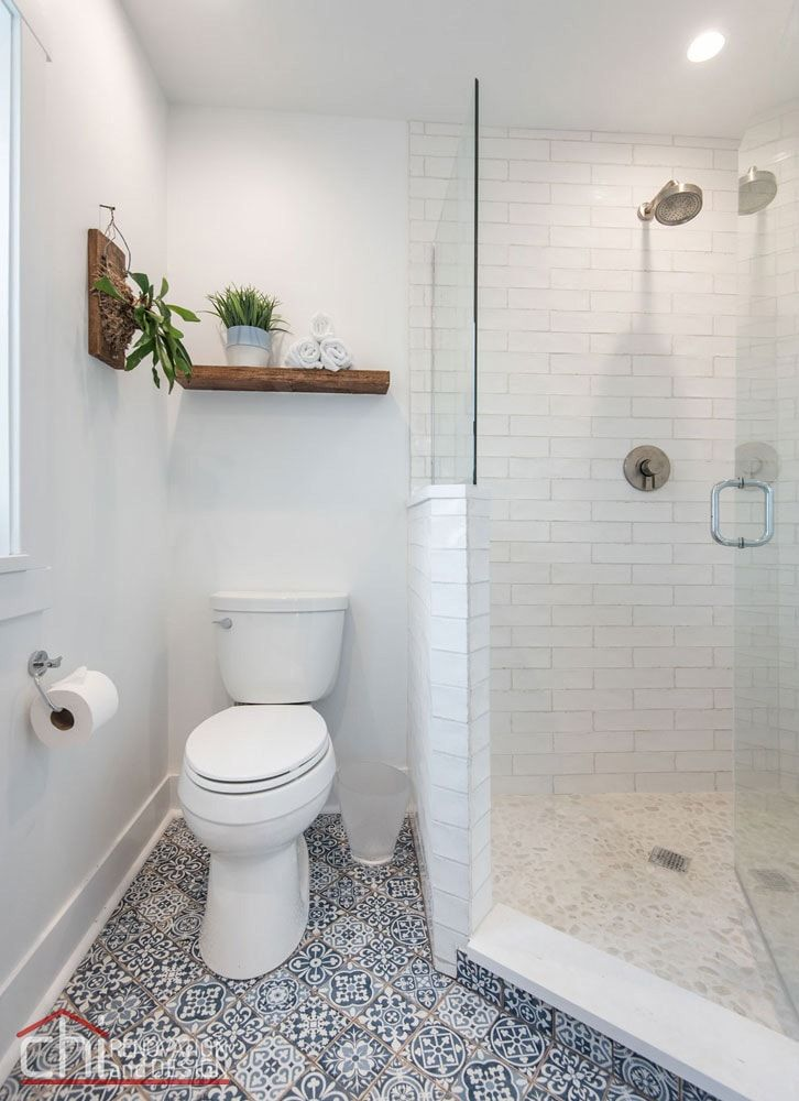 Shabby Chic Studio Loft Powder Room Remodel Pinned By Chirenovation Www Chirenovation Com Bathroom Small Bathroom Layout Bathrooms Remodel Small Bathroom