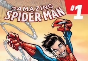 Thirteen months after Spider-Man's alter-ego was fatally squashed in the pages of his comic book, Peter Parker is about to make a miraculous recovery.