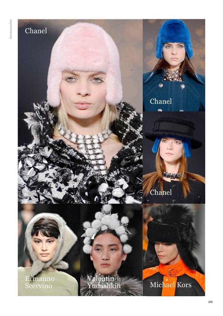 Saga Furs Accessories lookbook A/W 2013-14