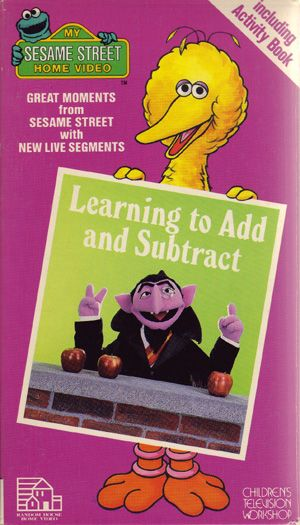 17 best images about my sesame street home video on for House music 1987