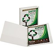 Buy Samsill Earth''s Choice Biodegradable .5-inch Round 3-Ring Binder, White (18917) at Staples' low price, or read customer reviews to learn more.