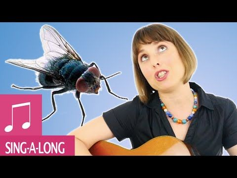 Shoo Fly Don't Bother Me - Kids Songs by Alina Celeste - YouTube
