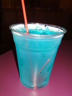 This is the original Blue Motherfucker and does its job well to stop you feeling Blue and get you jumping about like a MF! #cocktailrecipe