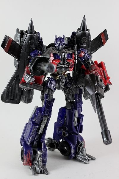 Best Transformers Toys And Action Figures : Transformers dotm voyager jetwing optimus prime custom
