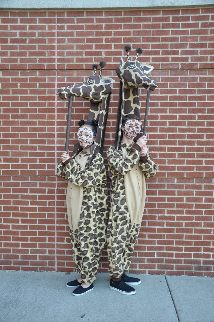 Lion King, Jr. -Giraffes - St. Anthony Grade School