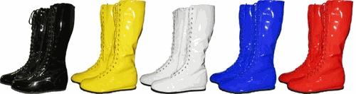 Pro Wrestling Costume Men's Boots - Hulk Hogan Costume - Free Shipping on orders over $60   TV Store Online