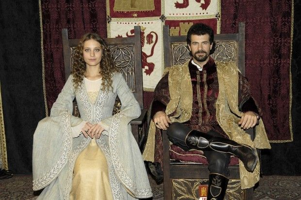 +Globosat estreia a série espanhola 'Isabel, Rainha de Castela'   Nova Temporada   VEJA.com