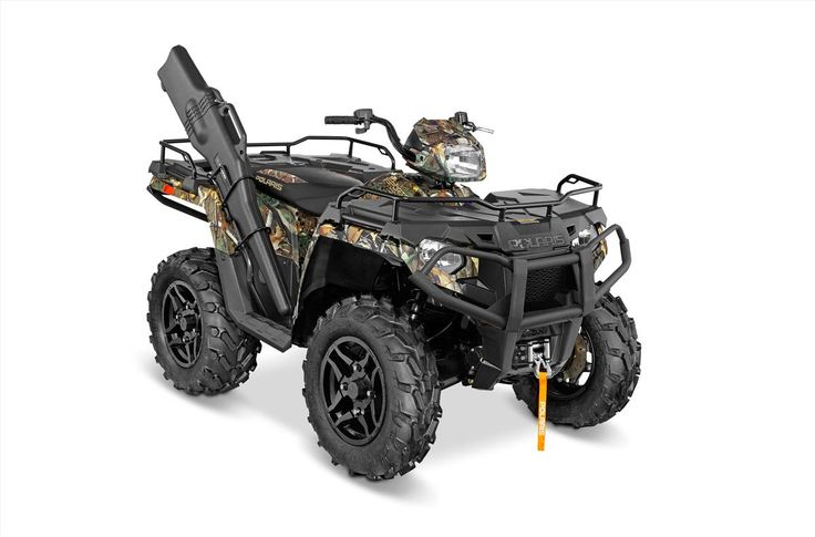 2017 Polaris Industries Sportsman 570 SP Hunter Edition Pursuit Camo