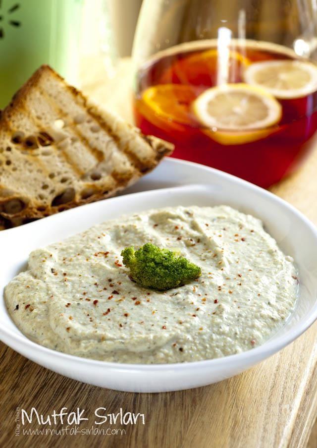 Brokoli Ezme - Tarifin püf noktaları, binlerce yemek tarifi ve daha fazlası...