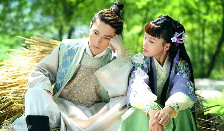 Tang Yan and Wallace Huo #drama #perfectcouple