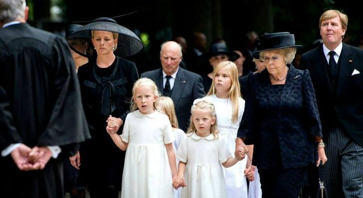 MYROYALS  FASHİON: Prince Friso' s funeral