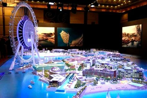 #saudiarabiabusiness Jumeirah eyes VENU hotel debut on $1.6bn Dubai tourism island #middleeastbusinessnews