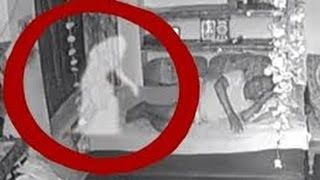 Ghost Tape - Paranormal Activity Caught On CCTV Camera Ghost Sightings