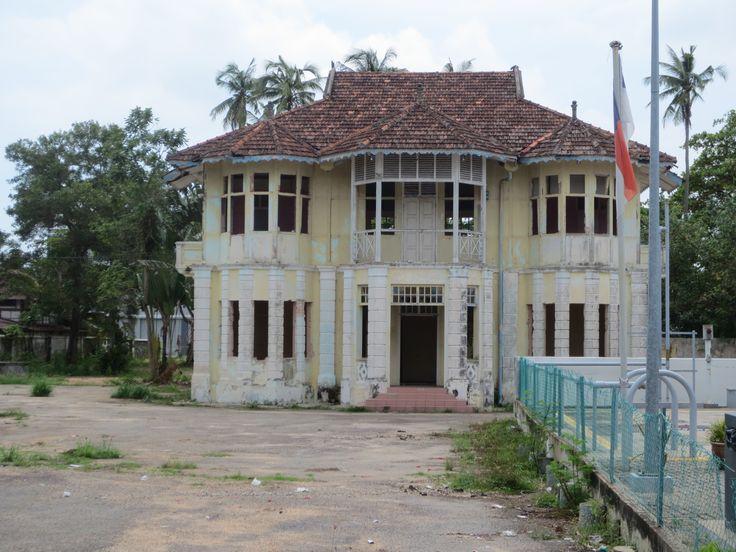 Siirtomaa-aikaa  Malesia, Melaka, Klebang