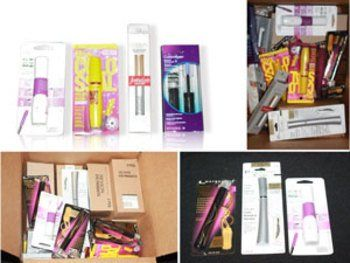 30pc Assorted Mascara Lot Case Pack 30 Pieces. Catalog  Health & beauty  Cosmetics & makeup  Eyes. Product By DDI. Brand Name Mascara from Covergirl, L'Oreal, Maybelline, Revlon. May or May not include all brands. Mostly black colors.