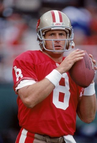 Steve Young #americanfootball #sports #NFL #49ers