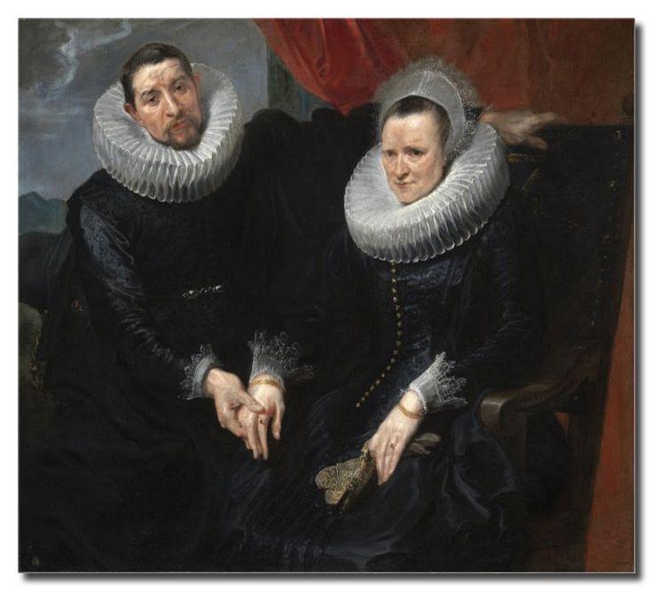 Reprodukcja Antoon van Dyck kod obrazu dyck99