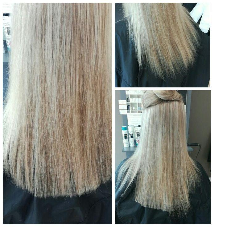 #higlights #blonde #haircolor #lightening #haircut