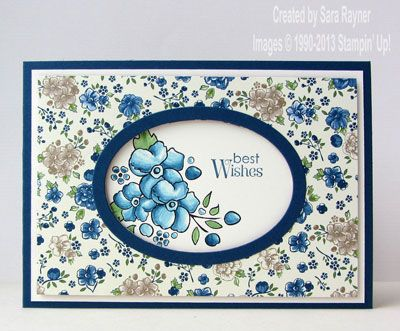Bordering on Romance - Stampin' Up!