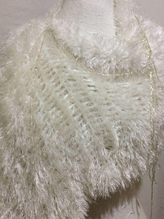 $20  Wedding Dress Shawl