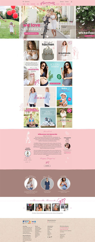 #ShopwareDesign #ShopwareTheme #ShopwareShop #eCommerce #eCommerceSoftware #eCommerceplatform #Onlineshop #Children #Baby #Kids #Mother #Mom #momstyle #mamarella