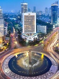 Mandarin Oriental Jakarta Exterior View