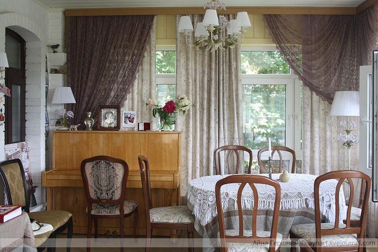 Modern Russian-style inn / Современная гостиница в русском стиле