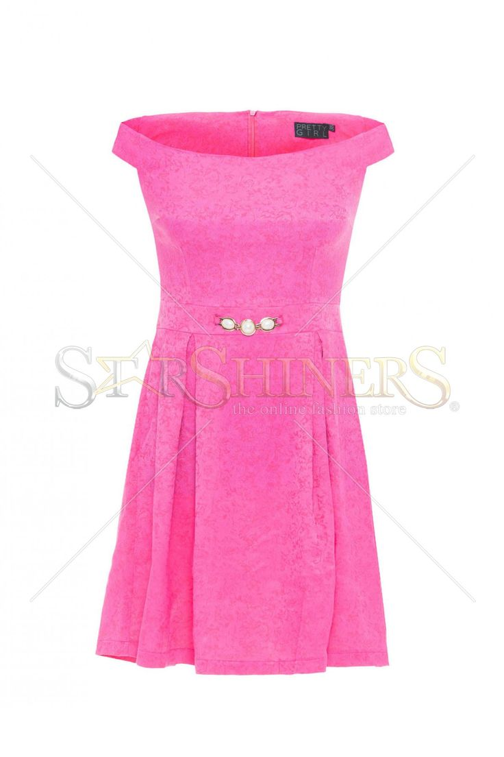 PrettyGirl Undeceived Pink Dress