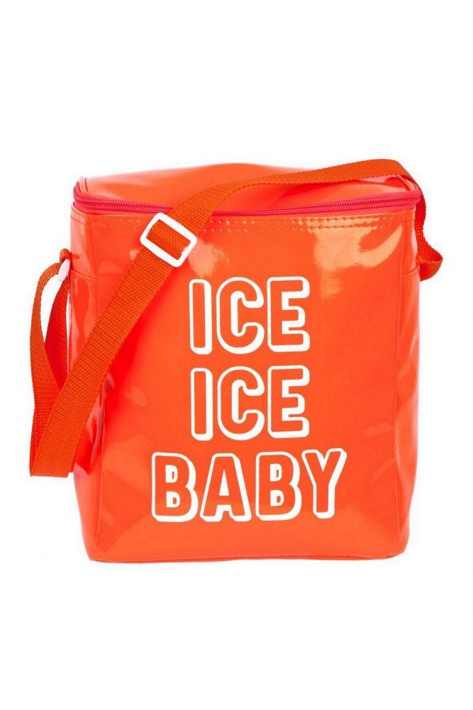 cc227b2e6b SUNNYLIFE Beach Cooler Bag Small Neon Orange in 2019